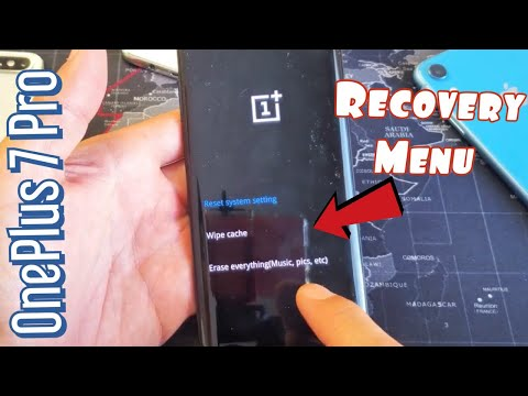 OnePlus 7 Pro: How To Boot Into Recovery Mode Menu (Factory Reset, Wipe Cache Partition, Etc)