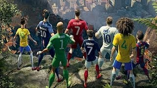 Nike Football: The Last Game ft. Cristiano Ronaldo, Neymar Jr., Rooney, Zlatan, Iniesta & more