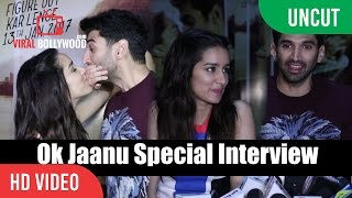 UNCUT - Ok Jannu Special Interview | Aditya Roy Kapur And Shraddha Kapoor