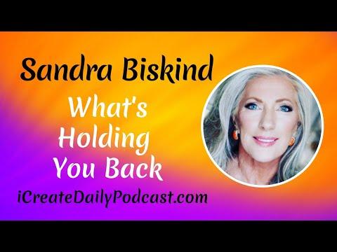 What's Holding You Back With Codebreaker, Sandra Biskind
