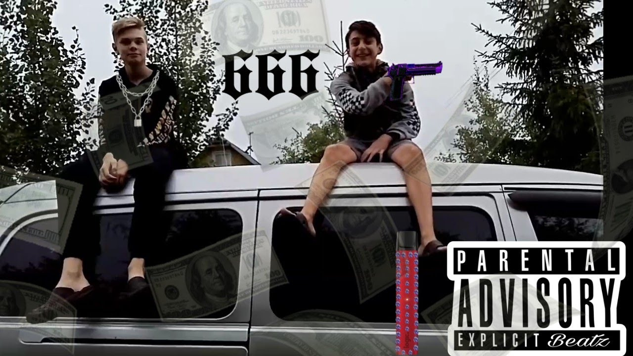 Crazy Boy x Beast Boy-Банда(Официальный Клип 2020!)