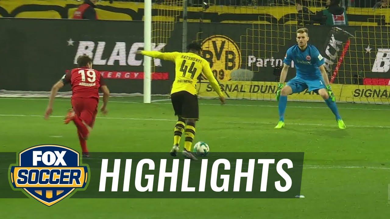 bvb frankfurt highlights