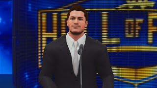 """WWE 2K16 My Career Mode - Ep. 200 - """"HALL OF FAME INDUCTION & SERIES FINALE!!"""""""