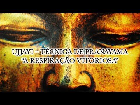 """Ujjayi - Técnica de Pranayama - """"Respiração Vitoriosa"""" - Prática Espiritual"""