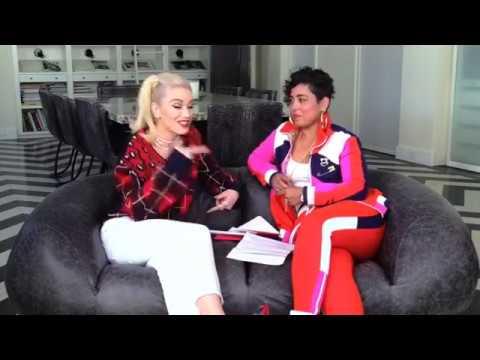 Gwen Stefani's Facebook Live Chat, December 7, 2017