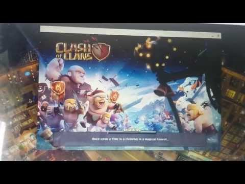 Clash of clans on chromebook