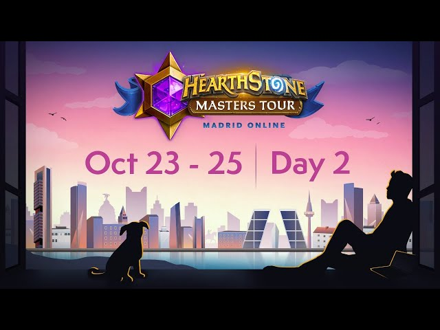 Hearthstone Masters Tour Madrid   Day 2