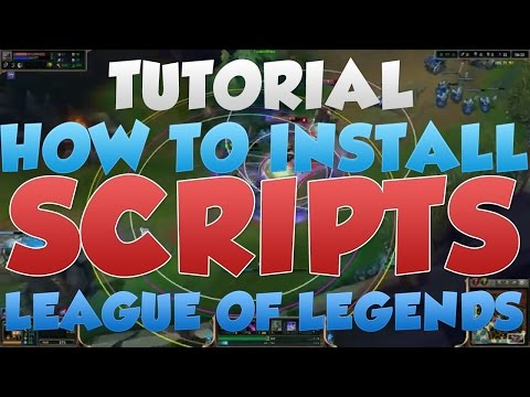 [NEW] HOW TO SCRIPT IN LEAGUE OF LEGENDS ! ☆ V7.6 AUGUST 2017 ☆ ELOBUDDY