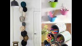 130 Idéias de reciclagem geniais para fazer em casa