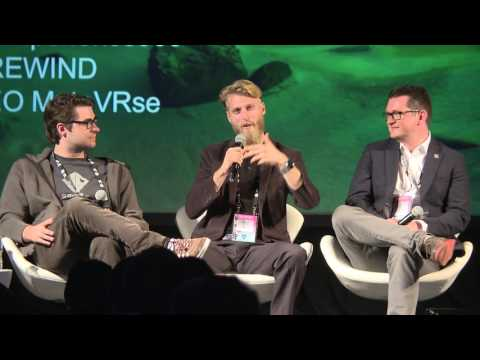 VR & Immersive Content - Insight & Debate from World Leading Creators, Presented by Blend Media