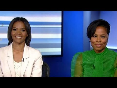 Candace Owens And Monique Pressley Spar Over Democrat Management Of Urban America