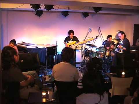 2008.9.11【T-BACKS】@Miles'Cafe