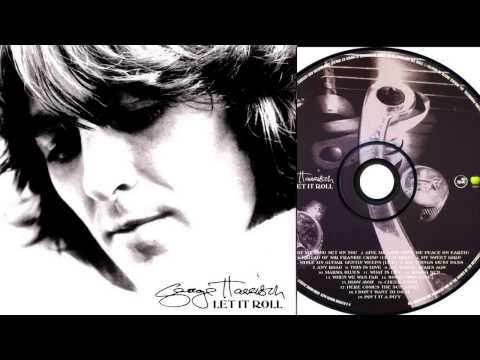 George Harrison - Let It Roll Greatest Hits album