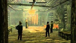 Как попасть в темное братство в TES 5 Skyrim