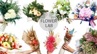 як зробити з гачка квіти легкі