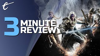 Dungeons & Dragons: Dark Alliance | Review in 3 Minutes (Video Game Video Review)