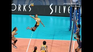 "Sisi Rondina ""The Cherry Bomb"" Highlights 