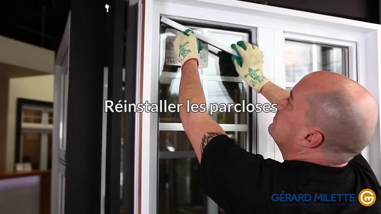 Comment Remplacer Un Thermos Dans Un Fenêtre à Battant Auvent