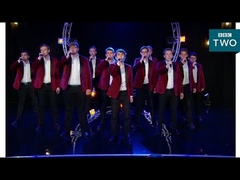 "Semi-Toned perform ""Candle In The Wind"" - The Choir: Gareth's Best in Britain - BBC Two"