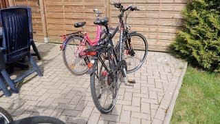 Велосезон 2018 в Германии открыт  Pegasus велосипед