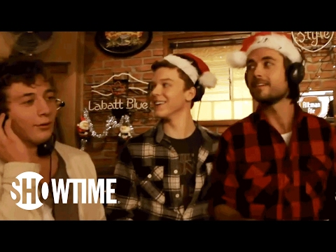 A Cappella Group Sings 'Beer!'  Lip's Truth or Dare  Shameless