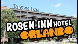 HOTEL ROSEN INN 9000 at Pointe Orlando