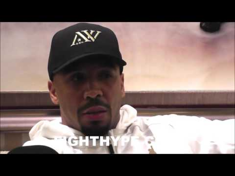 """ANDRE WARD RESPONDS TO MAYWEATHER'S ADVICE NOT TO FIGHT KOVALEV: """"THE FIX HAS BEEN IN"""""""