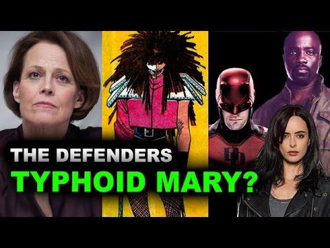 The Defenders REACTION - Sigourney Weaver as Villain
