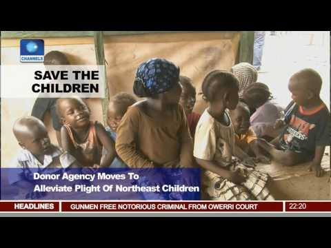 Save The Children Programme To Gulp US$1 Billions