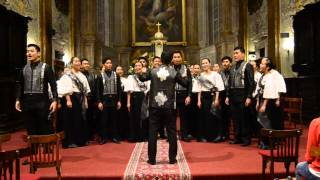 University of the Philippines Chorale - Por El Mar
