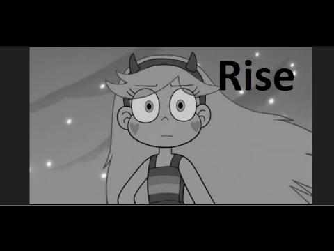 Star vs the forevers of Evil (AMV)-Rise...