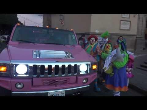 Global day of clown  , Światowy dzień klauna - Queretaro - Mexico