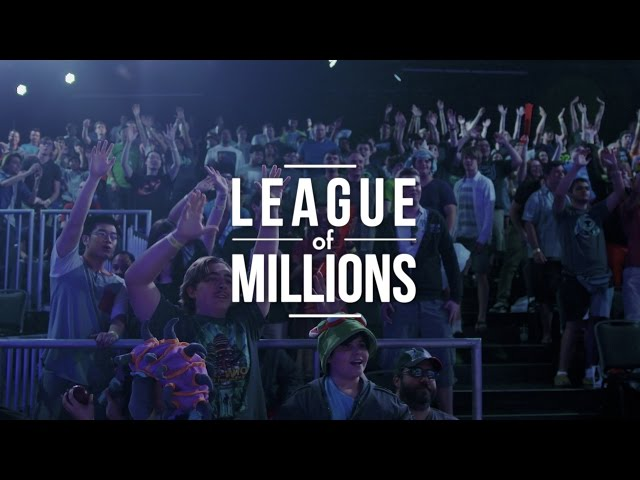 League Of Legends Championship Series At Madison Square Garden   Business  Insider