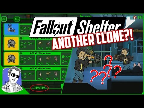 Fallout Shelter Vault 628 Another Clone EP51