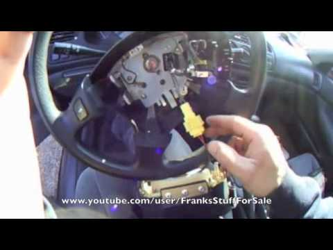 2003 Honda S2000 Fuse Diagram Sold Honda Accord Airbags And Module How To Tutorial