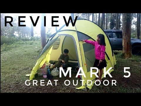 Review Tenda Great Outdoor Mark 5 Alloy 5-6 Person