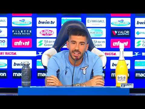 Milan-Lazio   Mattia Zaccagni alla vigilia