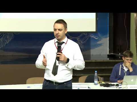 Дмитрий Черемушкин на 25 конференции смартлаба (21.04.2018)