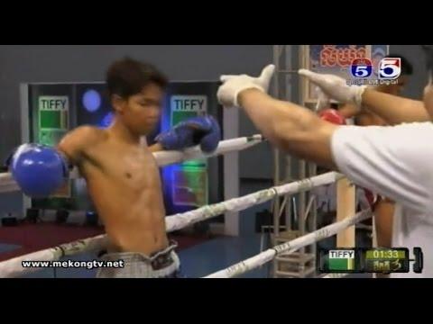 Sum Sokleng vs Soy Sok, Khmer Boxing TV5 11 2017