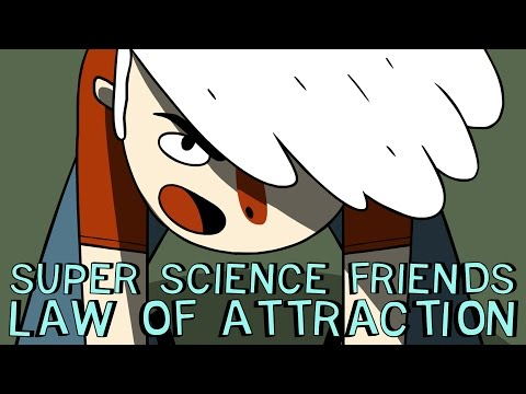 Music Video - Law of Attraction   Einstein & Newton Science Song