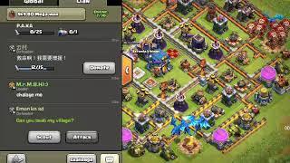 Clash of clans hack base plase super seel sotp him
