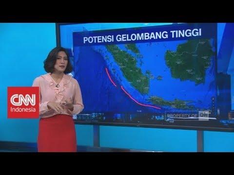 Waspada Cuaca Ekstrim 3 Hari ke Depan - Siklon Tropis