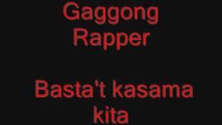 bastat kasama kita gagong rapper mp3