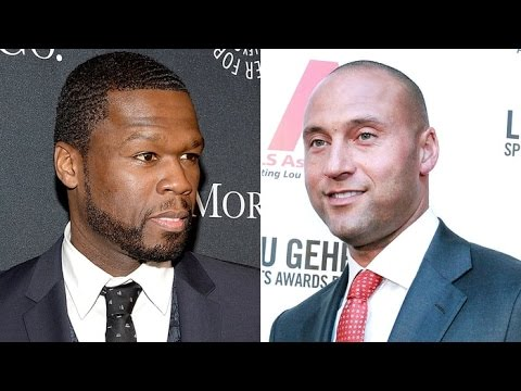 50 Cent Calls Out Derek Jeter for Backing out of Deal With his Company. Jeter Sued for $4.7 Mil