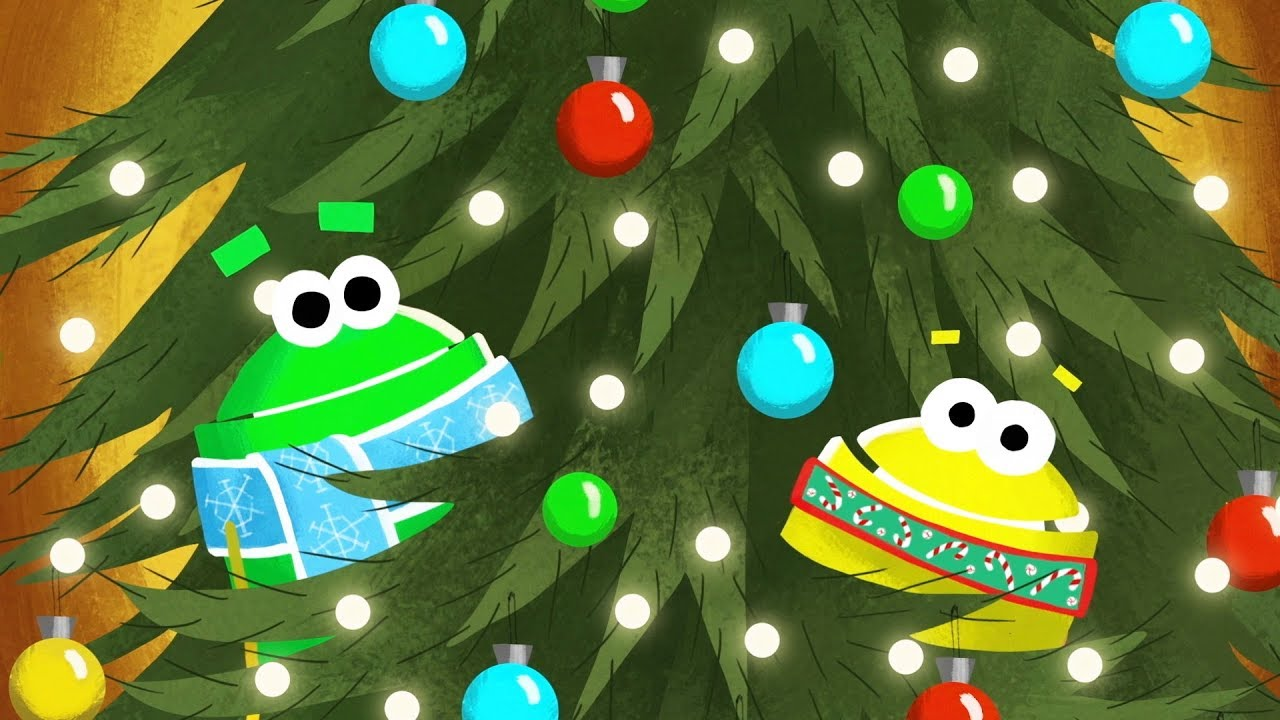 Download StoryBots | Merry Christmas - Setting Up The Christmas Tree | Songs for Kids | Netflix Jr