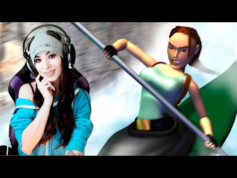 Retro Game Night: Tomb Raider 3 | Madubu Gorge Part 2