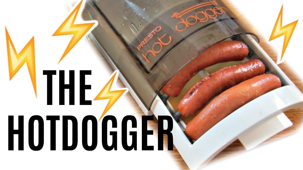 Hotdogger 1970s Hot Dog Electrocutor