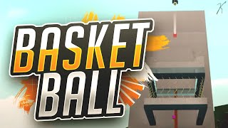 BASKETBALL in Build a Boat For Treasure ROBLOX!