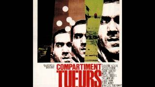 Michel Magne - Compartiment Tueurs - The Killing Train