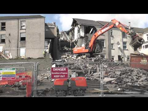 Bargoed Regeneration Phase 4